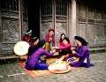 Les chanteuses quan ho de Bắc Ninh