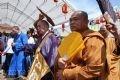 Đại diện Phật giáo Nhật Bản tại Lễ Khai mạc.