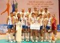 El equipo Rahat (Kazajstán) gana el campeonato.