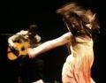 黒田育世さんは楽しく踊ろうと、「モニカ」の制作時に緊張を感じないようにしていた。