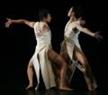 ベトナム人ダンスアーティストは、レー・ヴー・ロン作の「敵と領域」で参加した。