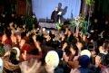 Hòa thượng Thích Nhất Hạnh thuyết giảng tại chùa Bồ Đề, Gia Lâm – Hà Nội.