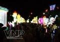 Tưng bừng lễ hội Trung thu tại Phan Thiết. Ảnh: Hữu Thành