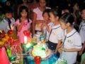 Trẻ em tỉnh Quảng Bình đón Trung thu . Ảnh: Trịnh Duy Hưng -TTXVN