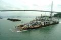 После введения в эксплуатацию моста ситуация изменится: транспортный и людской поток переместится с моря на мост