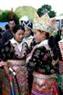 The Mong Trang women's attire.