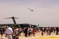 Chương trình Airshow 2010 diễn ra tại sân bay quân sự Andrews (Mỹ).