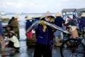 Повседневная жизнь рынка Лонгхай