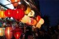 Типичные фонари в Хойане