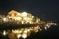 Hoi An ancient town looks more beautiful and mysterious on full-moon nights.