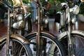 Мотоциклы 1950-ого года выпуска