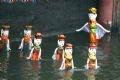 日本人観客に人気がある「天女の舞」