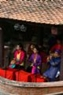 音楽もベトナム水上人形劇の演目を盛り上げる。