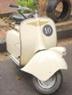 1945年に製造されたベトナムに一つしかないPaperionバイク