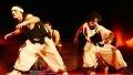 Những bước nhảy đầy ấn tượng mang đậm phong cách hip hop và kịch hình thể của nhóm nhảy «La 6 Step Cie».