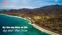 Dọc theo cung đường ven biển đẹp nhất Việt Nam
