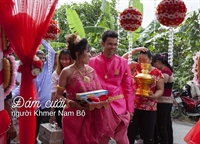 Đám cưới người Khmer Nam Bộ