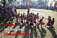 Lễ mừng nhà Rông mới của người Bahnar