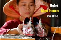 Nghề kim hoàn xứ Huế