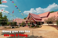 Không gian văn hoá dân tộc S'tiêng