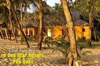 Chất làng biển ở Sea Star Resort Phú Quốc