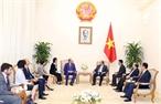 22 июня 2018 года в Ханое премьер-министр Вьетнама Нгуен Суан Фук принял г-н Филиппа Доннета - генерального директора Крупнейшей страховой группы Италии Generali. Фото: Тхонг Нят/ВИА