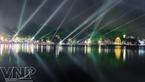 Lung linh đêm hồ Gươm