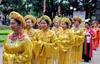 Sắc màu lễ hội thư pháp đất Thăng Long.