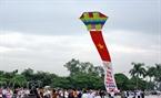 Con diều khổng lồ của tỉnh Bà Rịa – Vũng Tàu chào mừng 1000 năm Thăng Long – Hà Nội.