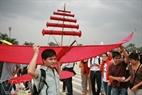 Một còn diều sáo truyền thống của Việt Nam.
