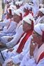 Những Thầy Cả, Sư tham gia lễ hội Katê.