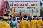 Lễ hội Katê được khai mạc long trọng tại Tháp Chăm Pô Sah Inư.