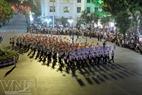 Hà Nội tổng duyệt diễu binh, diễu hành