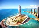Sẽ không lâu nữa một khu đô thị mới mang đẳng cấp quốc tế như trong bản phối cảnh này sẽ hiện hữu trên bờ vịnh Đà Nẵng.
