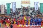"""La fête de Giong est une grande fête pour commémorer les mérites de Giong, une des """"quatre immortels"""" des croyances populaires du Vietnam."""