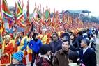 La fête de Giong préservée par les communautés et transmise de génération en génération exprime une aspiration pour une vie prospère de chaque famille, pour une paix durable de la nation et du monde.