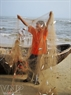 Niềm vui được mùa cá trích.