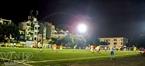 Sân Thủy Lợi được xem là loại sang của giới bóng đá phong trào với mặt cỏ nhân tạo và dàn đèn phục vụ các cơ quan sau giờ làm việc buổi chiều