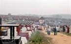 Một góc nghĩa trang Công viên Vĩnh Hằng.