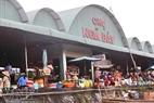 Chợ Ngã Bảy - nơi gặp nhau của 7 tuyến sông: Cái Côn, Búng Tàu, Mang Cá, Sóc Trăng, Lái Hiếu, Xẻo Môn, Xẻo Dong.
