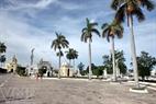 Cementerio en La Habana.
