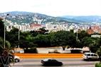 Caracas, linda y moderna, a una altitud de unos 1 000 m.