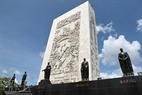 Monumento a los Próceres de la Independencia.
