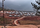 Bản mới tái định cư ở Pắc Ta hiện lên tươi mới giữa núi đồi huyện Than Uyên.