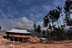 Một ngôi nhà mới khang trang vừa được hình thành.