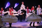 Artists from the M.E.Piatnitsky Russian State Academic Song and Dance Ensemble bring the festival exciting and alluring dances.