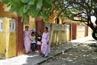 Habitantes de la comuna de Sinh Ton.