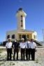 大长沙岛上的灯塔。