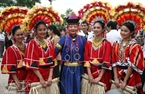 Hue Festival 2012 is the meeting of unique cultures in the world. Photo: Viet Cuong