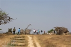 The Plain of Jars is a well-known destination for visitors.